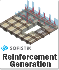 SOFiSTiK Reinforcement Generation